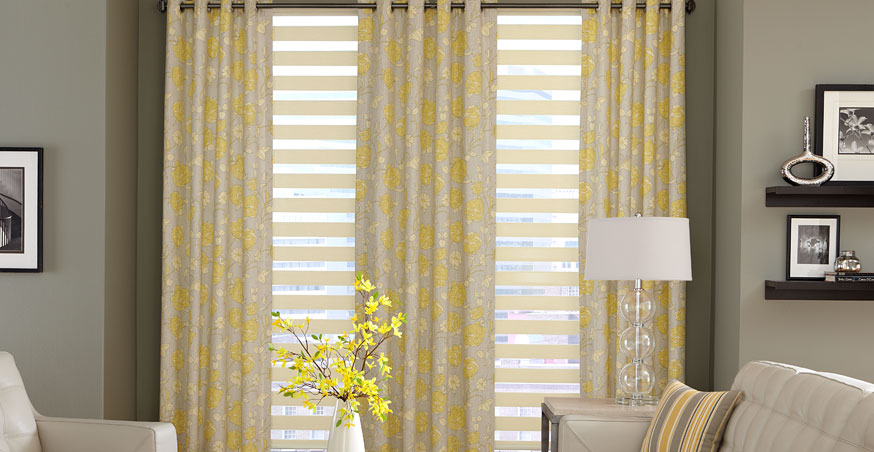 Window Blinds And Window Curtains Singapore Curtains And