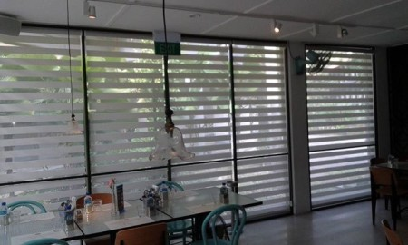 Rainbow Blind Combi Singapore Curtains And Blinds