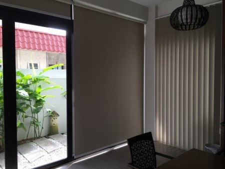 Roller Blinds First Curtains