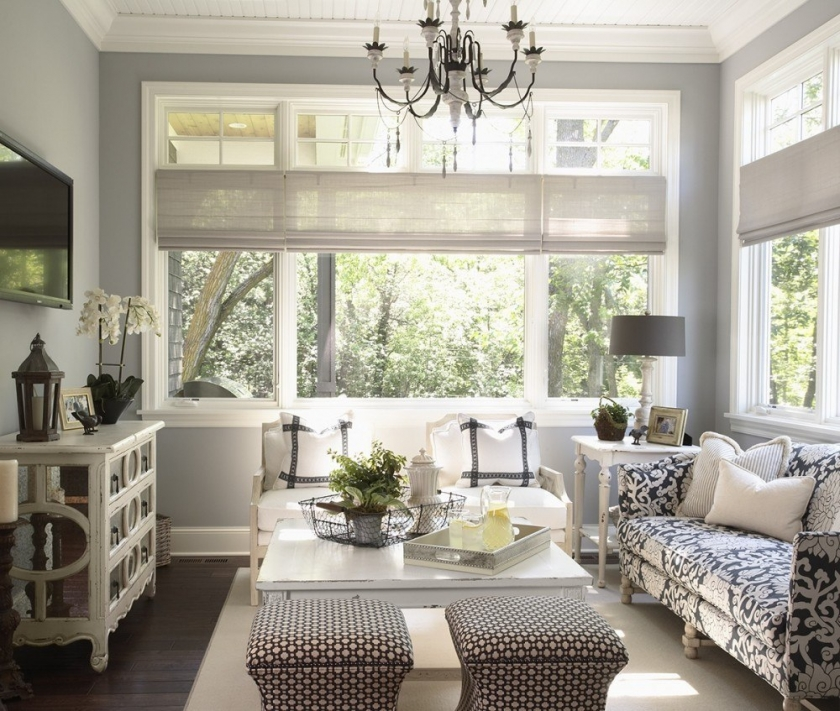 25 Modern Roman Shades For Beautiful Room Decorating: See How Roman Blinds Fit Your Space Today