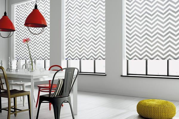 Window Treatments With Quirky Blinds And Curtain Ideas For